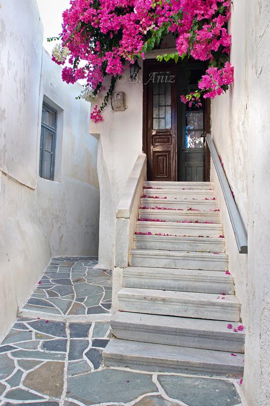Jora -Naxos - Grecia - Bakartxo Aniz - Fotografías de Grecia. Naxos, Santorini.