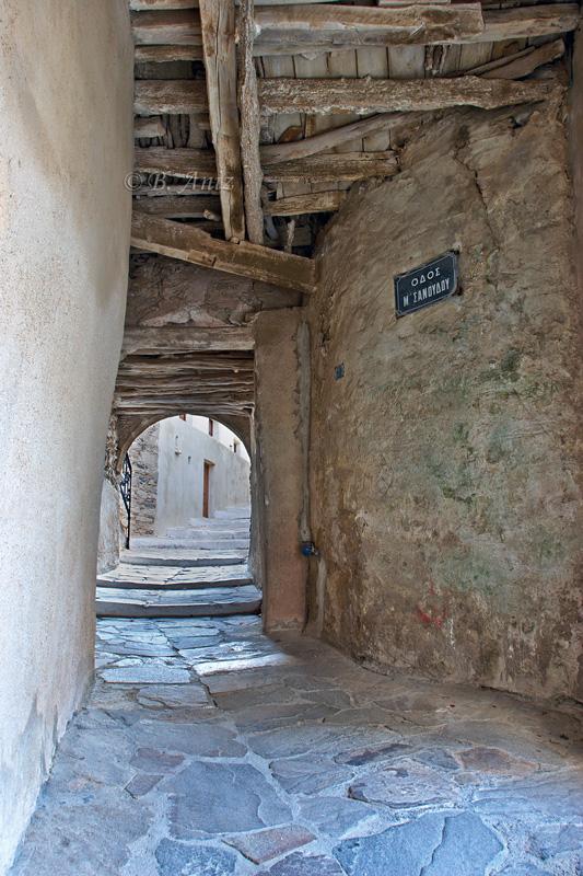 Jora - Naxos - Grecia - Bakartxo Aniz - Fotografías de Grecia. Naxos, Santorini.