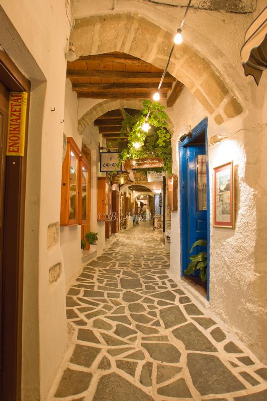 Jora - Grecia - Bakartxo Aniz - Fotografías de Grecia. Naxos, Santorini.