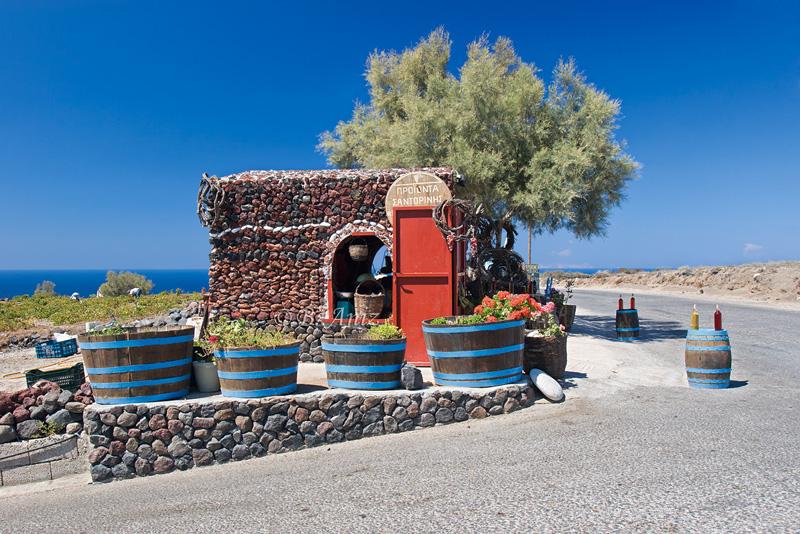 Grecia - Bakartxo Aniz - Fotografías de Grecia. Naxos, Santorini.