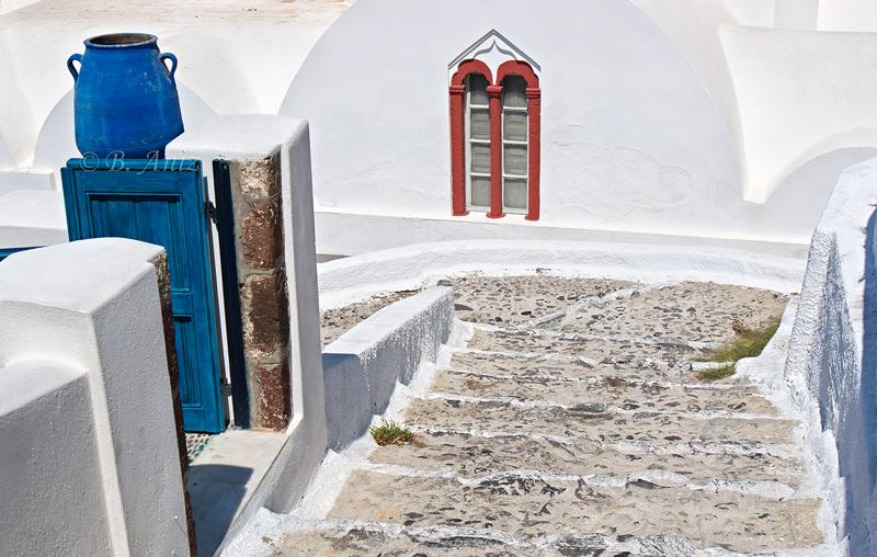 Thira - Grecia - Bakartxo Aniz - Fotografías de Grecia. Naxos, Santorini.