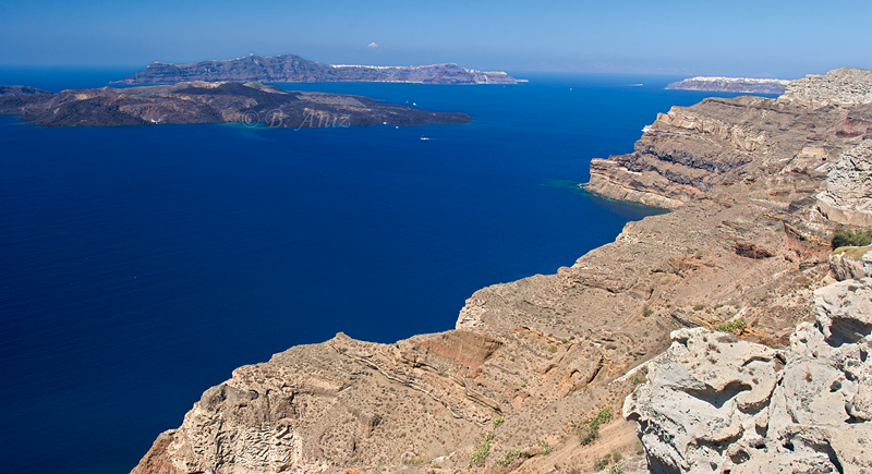 Santorini - Grecia - Bakartxo Aniz - Fotografías de Grecia. Naxos, Santorini.