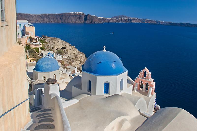 Thira - Santorini - Grecia - Bakartxo Aniz - Fotografías de Grecia. Naxos, Santorini.