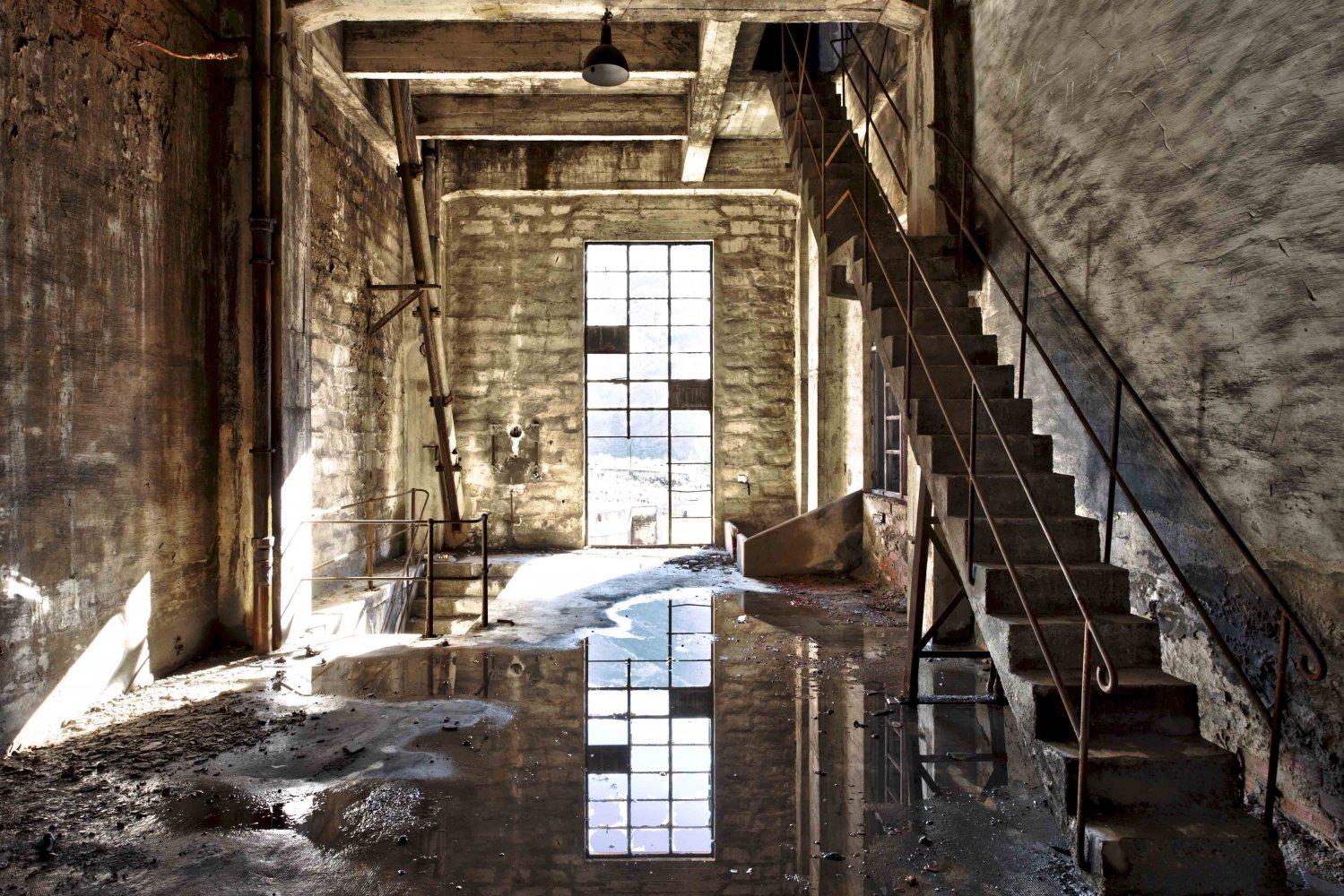 stair to heaven - POWER STATION - cesar azcarate fotografia, galerias, power station