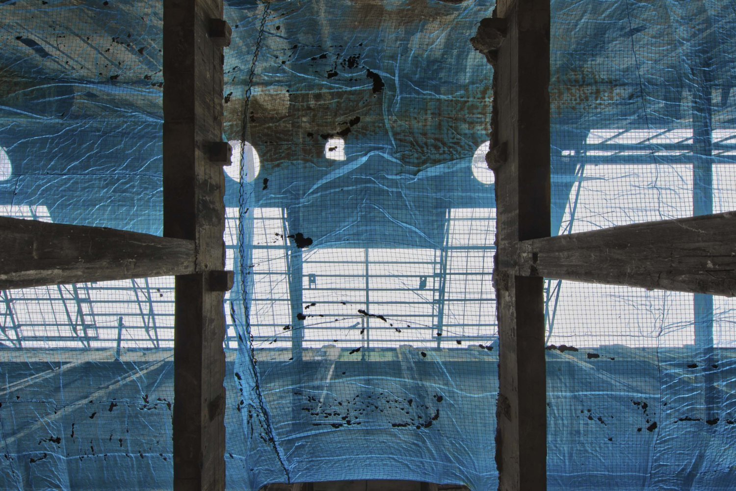 under the water - POWER STATION - cesar azcarate photography, galleries, power station