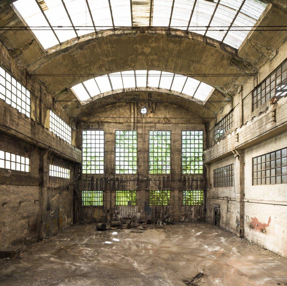 non eternal return - DERELICT TYPOLOGIES - cesar azcarate photography, galerias, derelict typologies