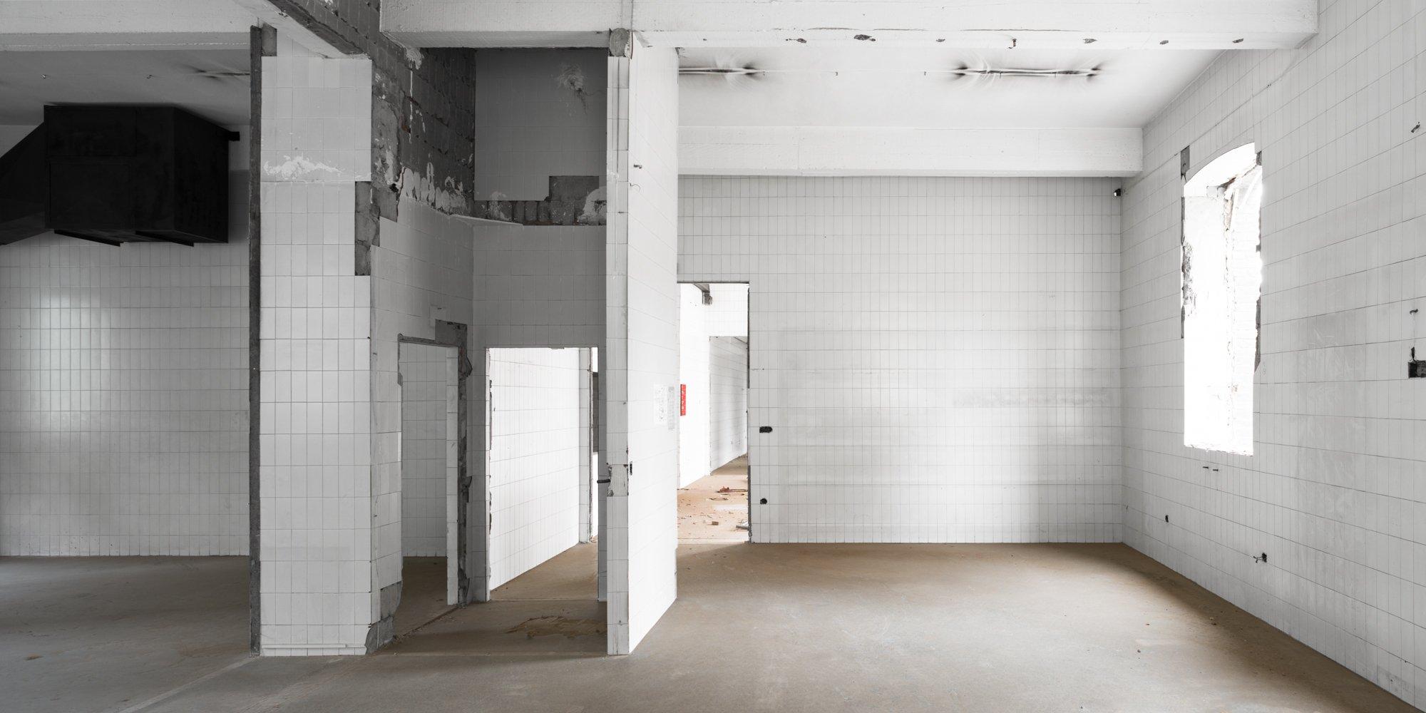 dust down - EMPTINESS - cesar azcarate fotografia, galerias, emptiness
