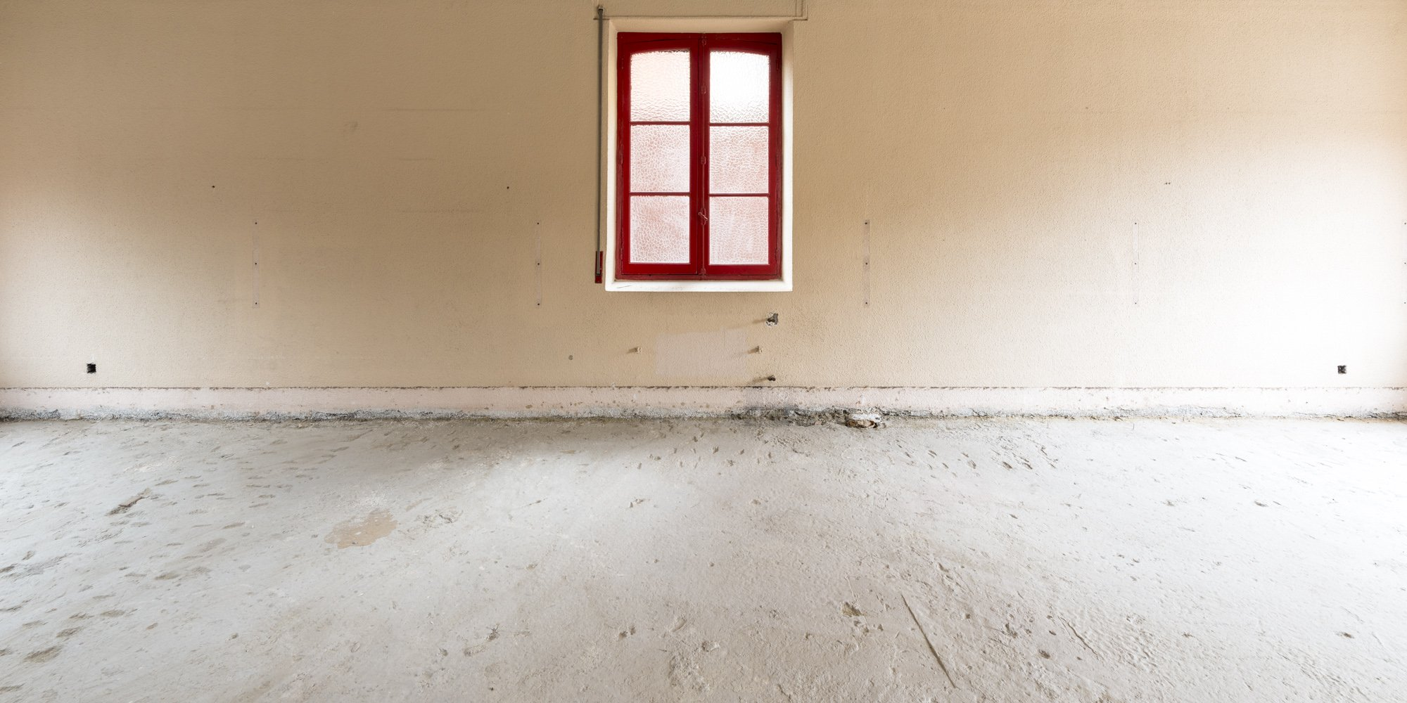 the master was not there # 2 - EMPTINESS - cesar azcarate photography, galleries, emptiness