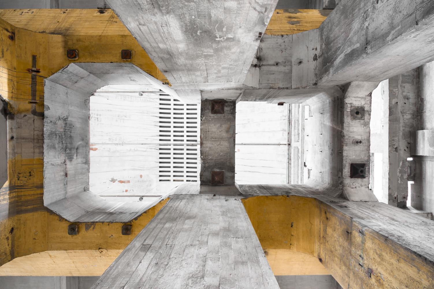 the concrete pachidermus - POWER STATION - cesar azcarate fotografia, galerias, power station