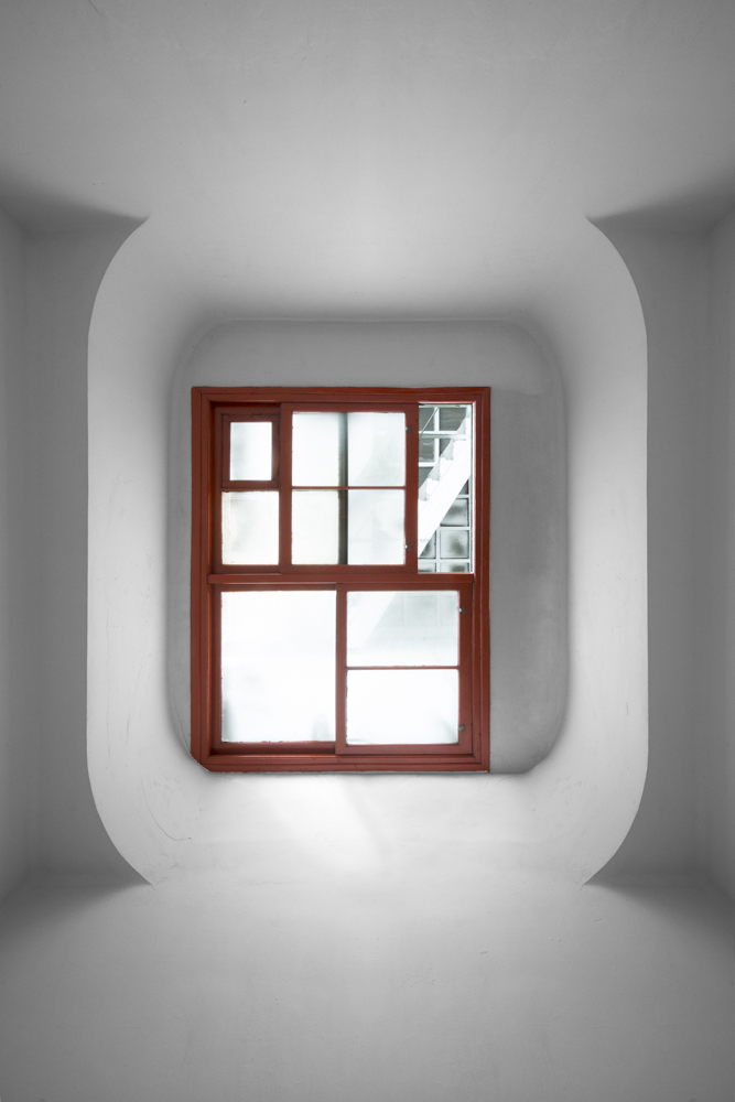 pre-neoplastic window - IMAGINARY SPACES (2) - cesar azcarate, photography