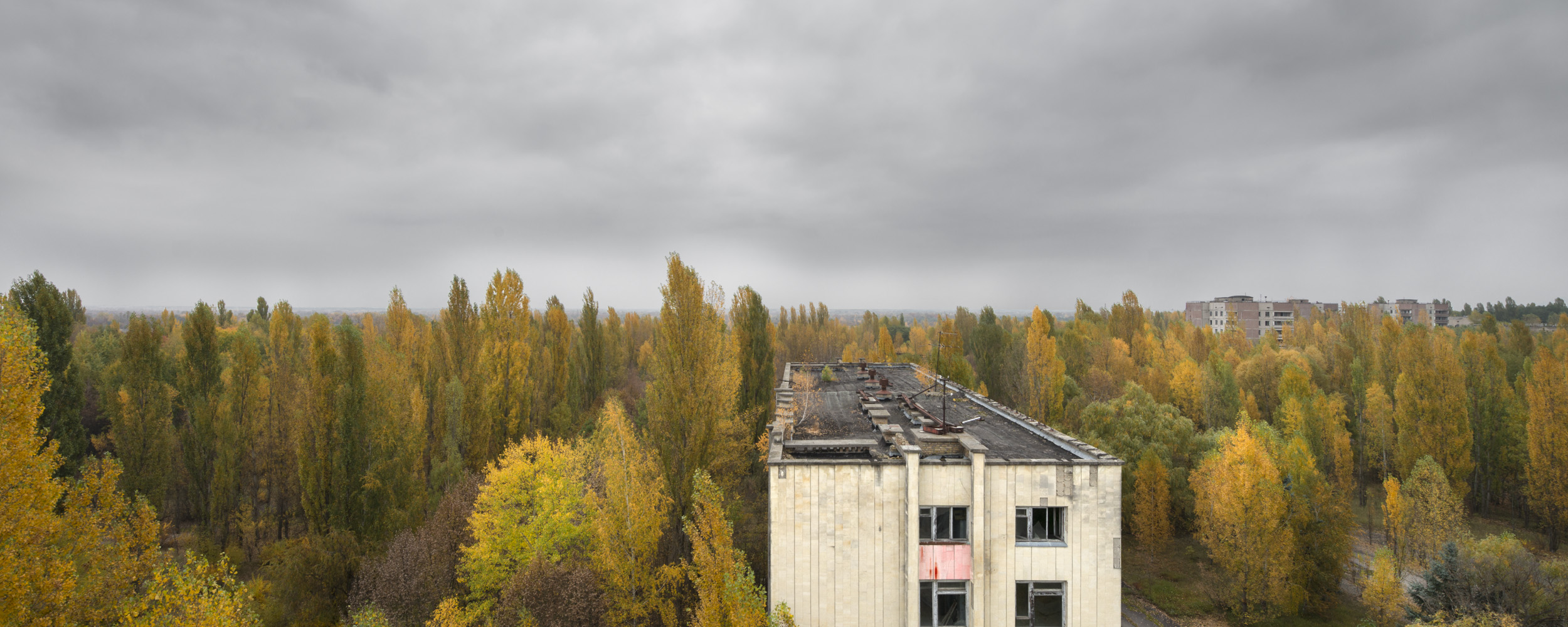 his eyes open to the harsh air # 5 - RADIOACTIVITY TURNED GREEN - cesar azcarate, fotografia