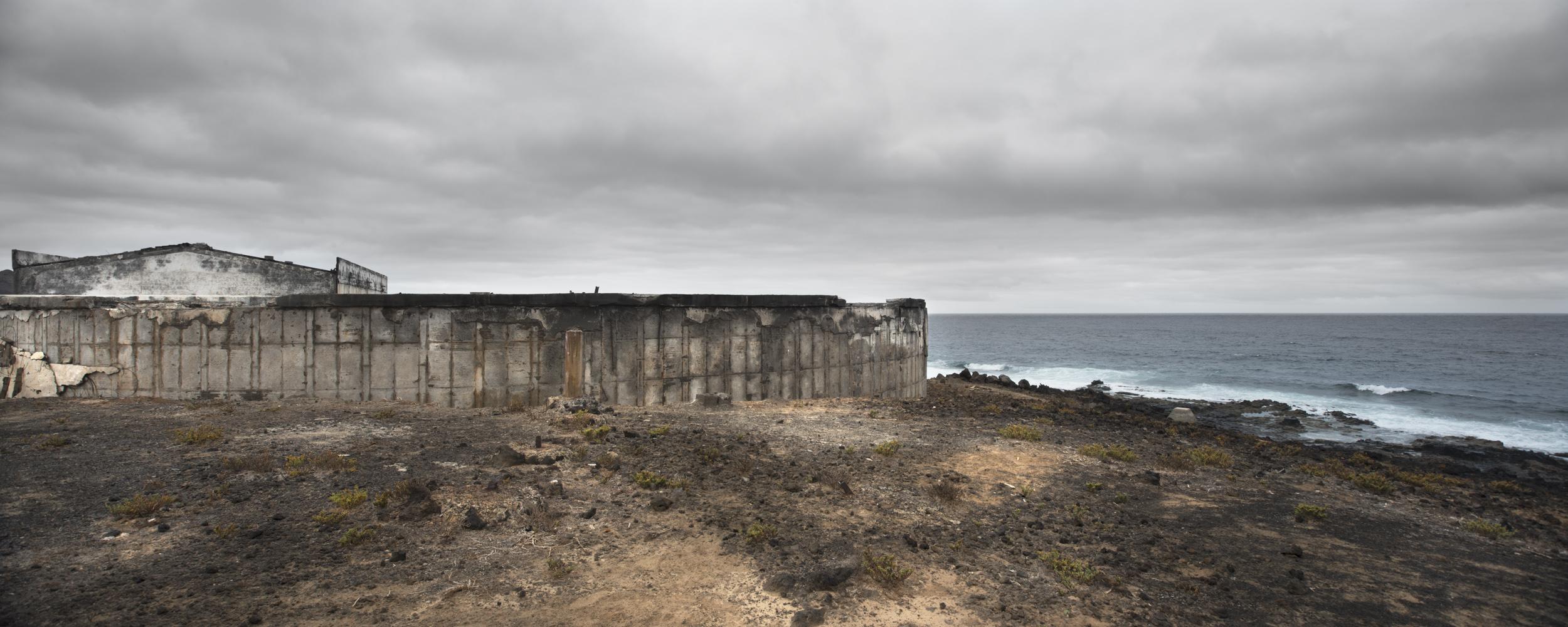 windy - THE ISLAND OF THE HORIZON - cesar azcarate, fotografia
