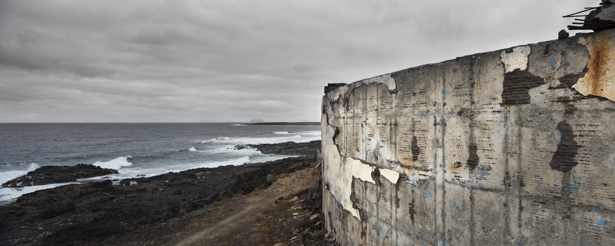salt traces - THE ISLAND OF THE HORIZON - cesar azcarate, fotografia