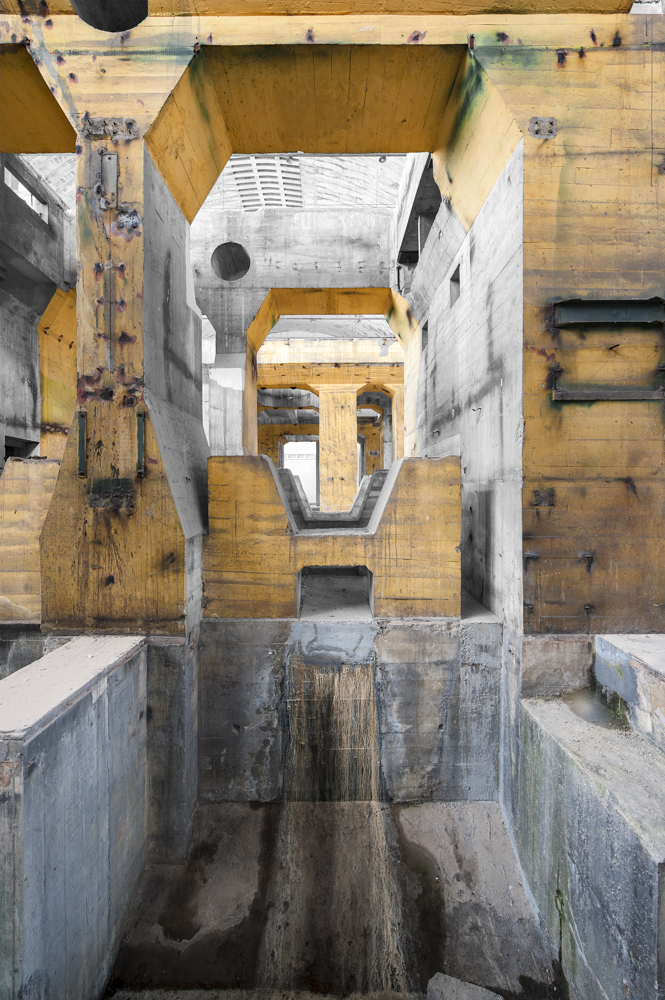 the vomit of zeus - IMAGINARY SPACES - cesar azcarate photography, galleries, imaginary spaces