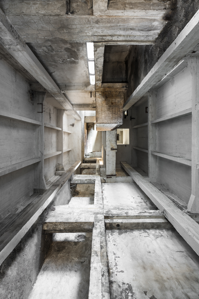 space in concrete - IMAGINARY SPACES - cesar azcarate fotografia, galerias, imaginary spaces