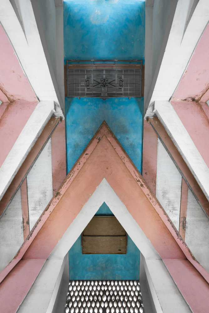jesus & mary - IMAGINARY SPACES - cesar azcarate photography, galleries, imaginary spaces