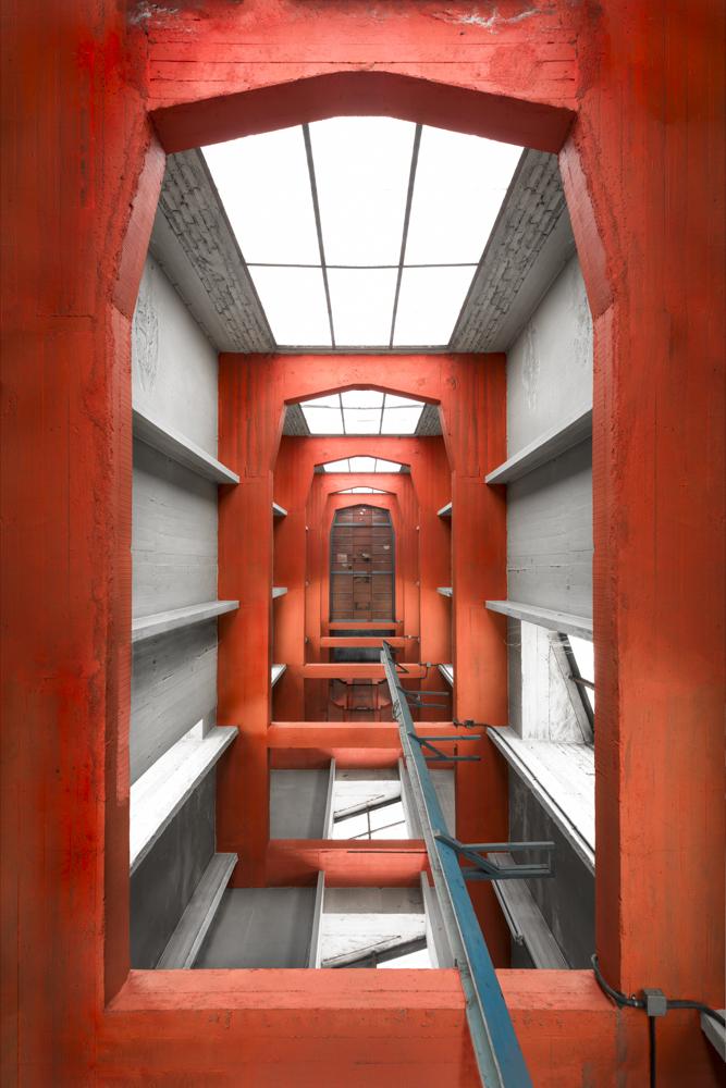 stimulus - IMAGINARY SPACES (2) - cesar azcarate, fotografia