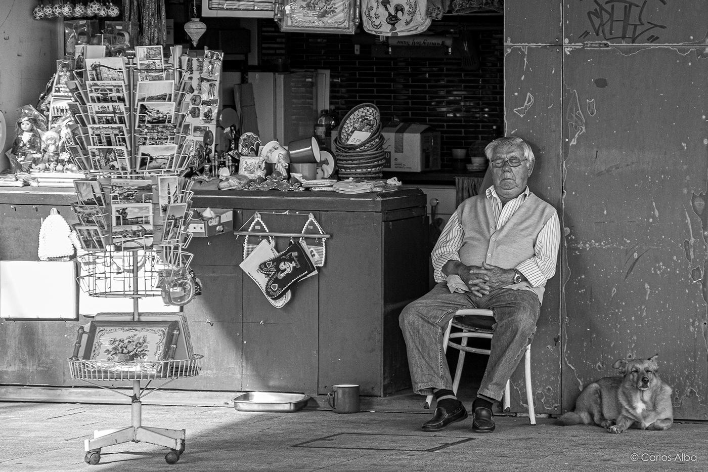 On Every Street - Carlos Alba: Fotografía