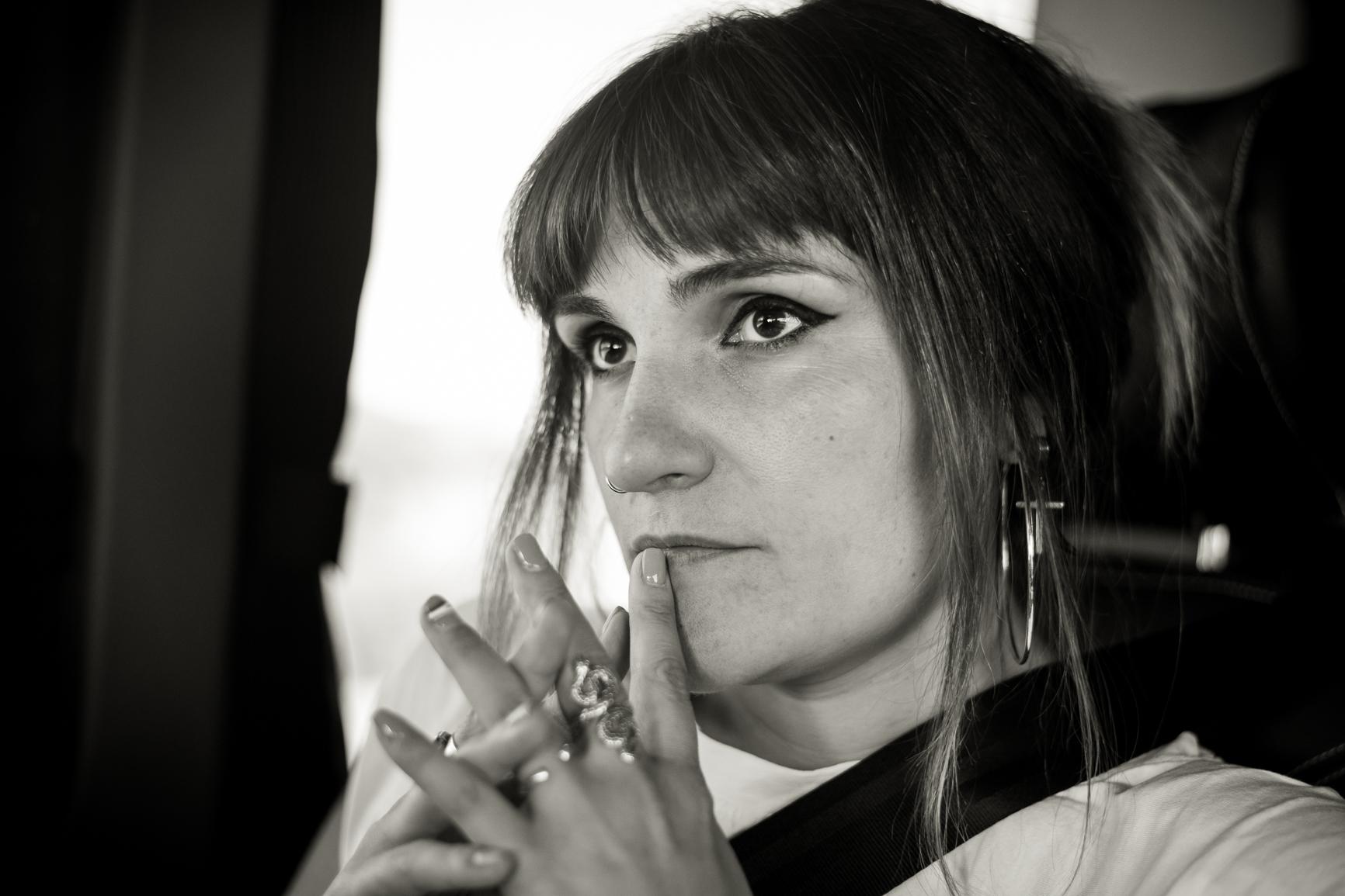 Rozalén - Chema Moragón. Fotógrafo.