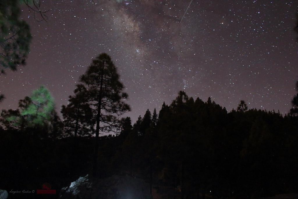 Ángeles Rubio ©Coralliumfilms - Vía Láctea - Vía Láctea Gran Canaria