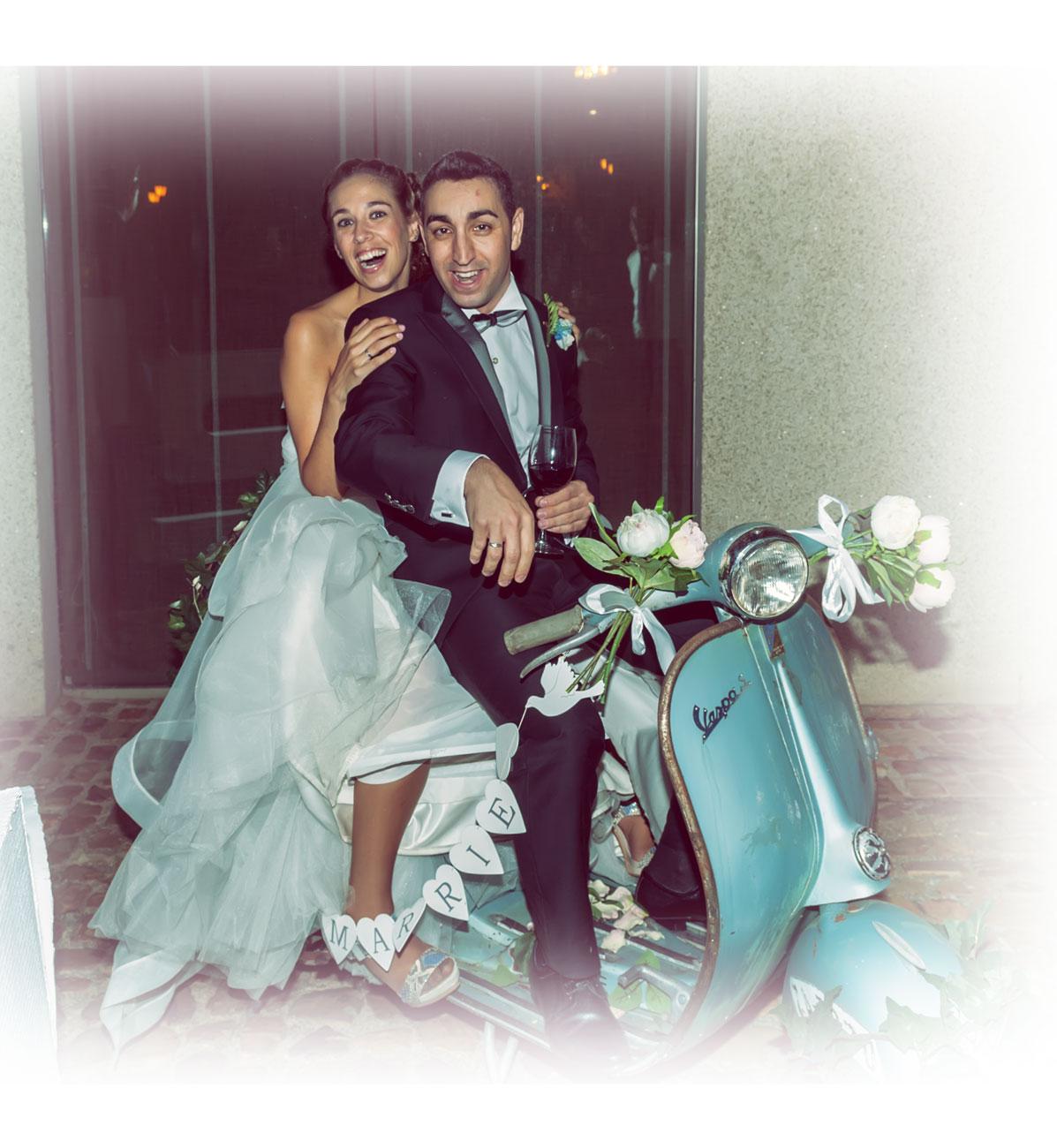 Parte de una página del álbum - Santi y Esther, San Juan, Zamora - Vicente Calvo Coria, vídeo y fotografía, Zamora