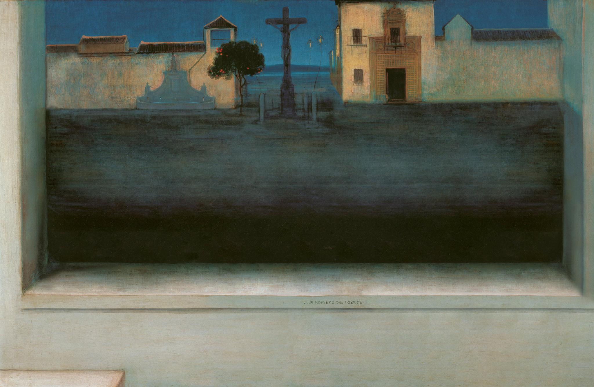 """""""La Buenaventura"""" de Julio Romero de Torres - TIENDA - Tienda David Bokeh"""