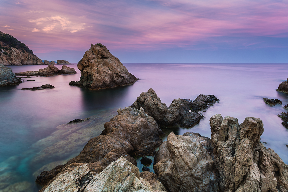 Pink Clouds - On the rocks -