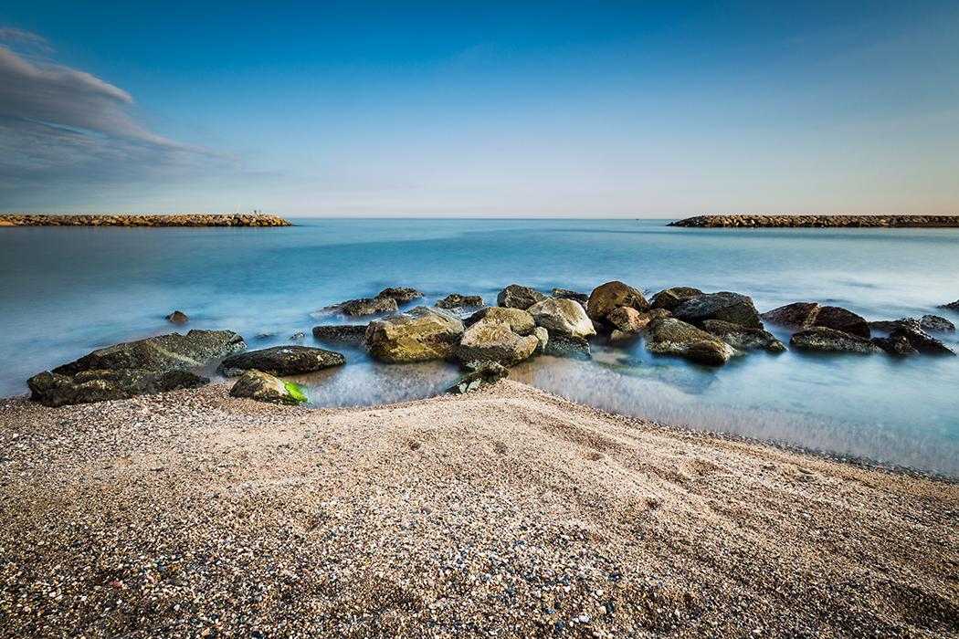 Sanan - On the rocks -