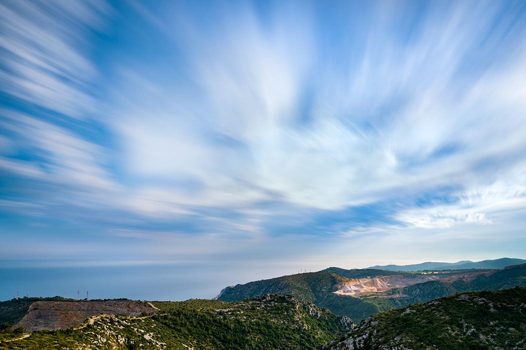 120 seconds of chaos in the sky - Vida en las nubes -
