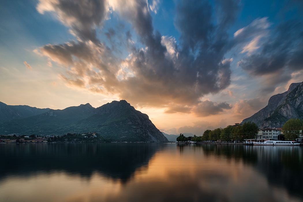 Lecco - Be water -