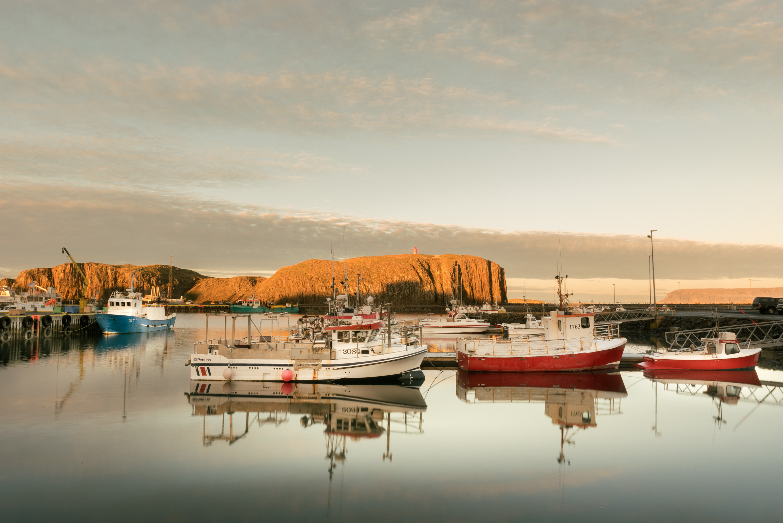 Stykkishölmur Harbour at sunset (Vesturland Region - 2015) - SStykkishölmur Harbour at sunset (Vesturland Region - 2015) - Icelandica | Dani Vottero, Travel Photography