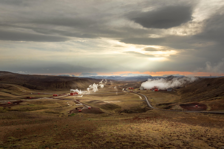 Krafla Power Plant (Myvátn Region - 2017) - Krafla Power Plant (Myvátn Region - 2017) - Icelandica   Dani Vottero, Travel Photography