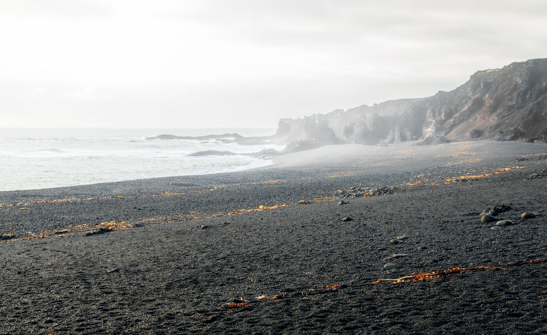 Black Foggy Beach (Snaefellsnes Peninsula - 2015) - ICELANDICA - Icelandica | Dani Vottero, Fotografía de Viaje
