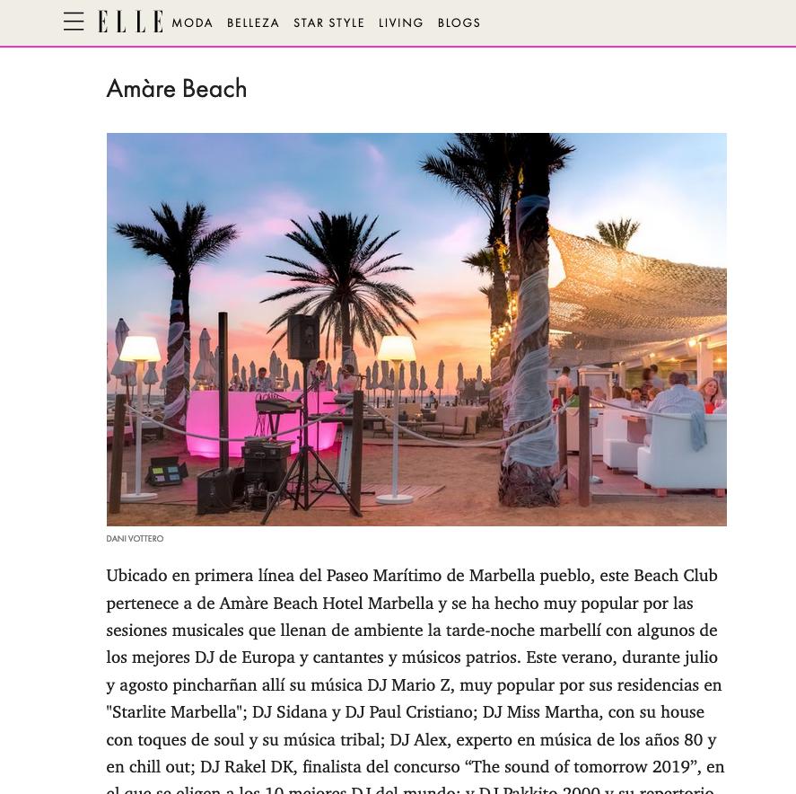 Revista Elle | Dani Vottero, fotografía editorial - SCRAPBOOK - Scrapbook | Prensa y Publicaciones | Dani Vottero