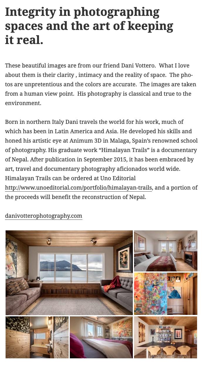 The Crib Rocks | Dani Vottero, fotógrafo de interiorismo - SCRAPBOOK - Scrapbook | Prensa y Publicaciones | Dani Vottero