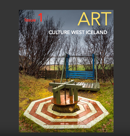 Art & Culture West Iceland | Dani Vottero, fotografía editorial - SCRAPBOOK - Scrapbook | Prensa y Publicaciones | Dani Vottero