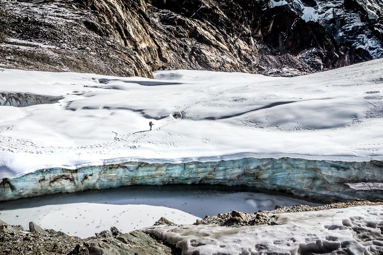 Cho La Pass - Cho La Pass - Himalayan Trails | Dani Vottero, fotografia di viaggio in Nepal