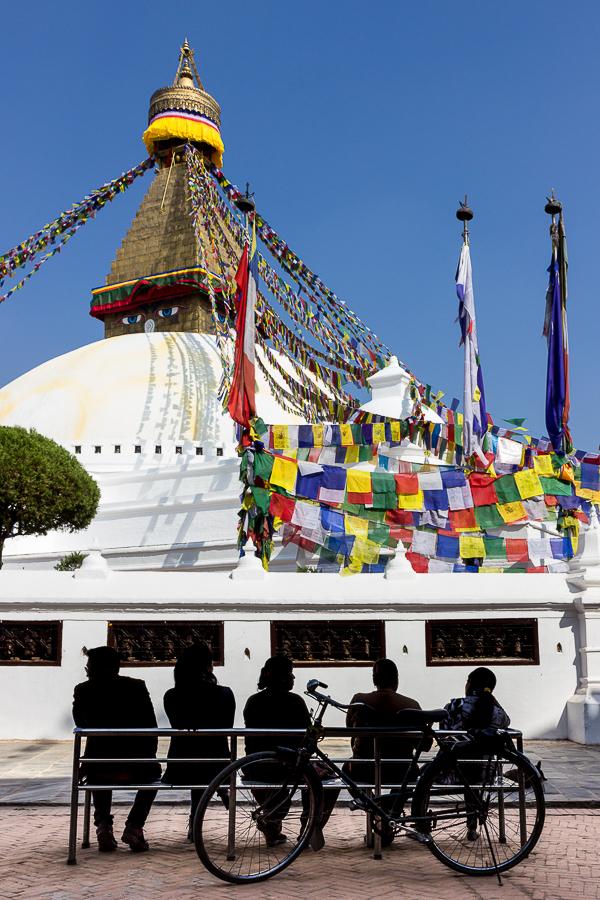 Bodhnath Stupa - Bodhnath Stupa - Himalayan Trails | Dani Vottero, fotografia di viaggio in Nepal