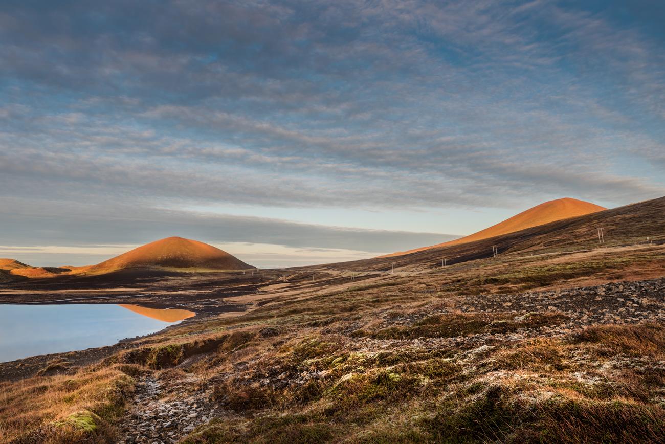 Twin Mountains - Twin Mountains - Icelandica | Dani Vottero, Travel Photography