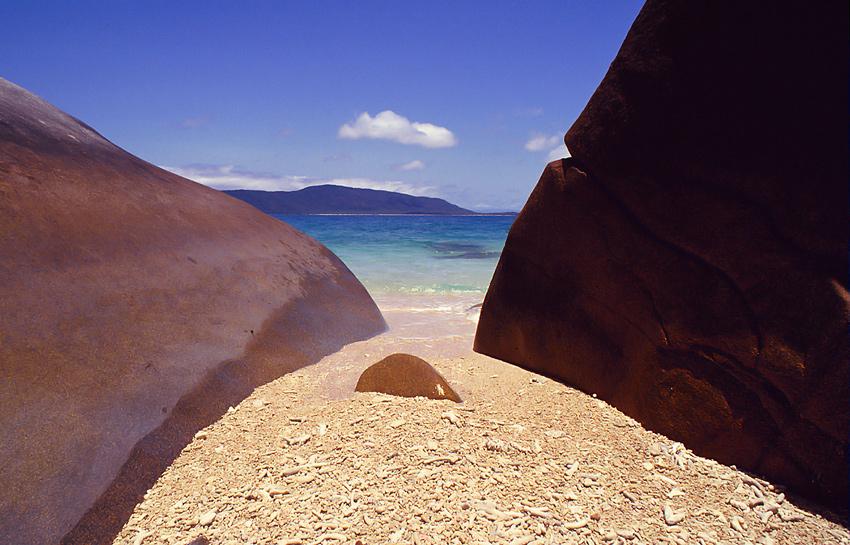 Fitzroy island - Conversaciones privadas con la Naturaleza - Daniel Montero , Fotografía