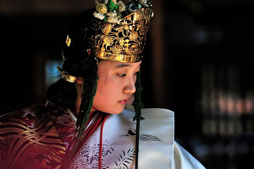Miko, Japón - Historias nunca contadas - Daniel Montero , Fotografía