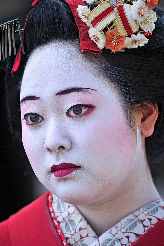 Maiko, Japón - Historias nunca contadas - Daniel Montero , Fotografía
