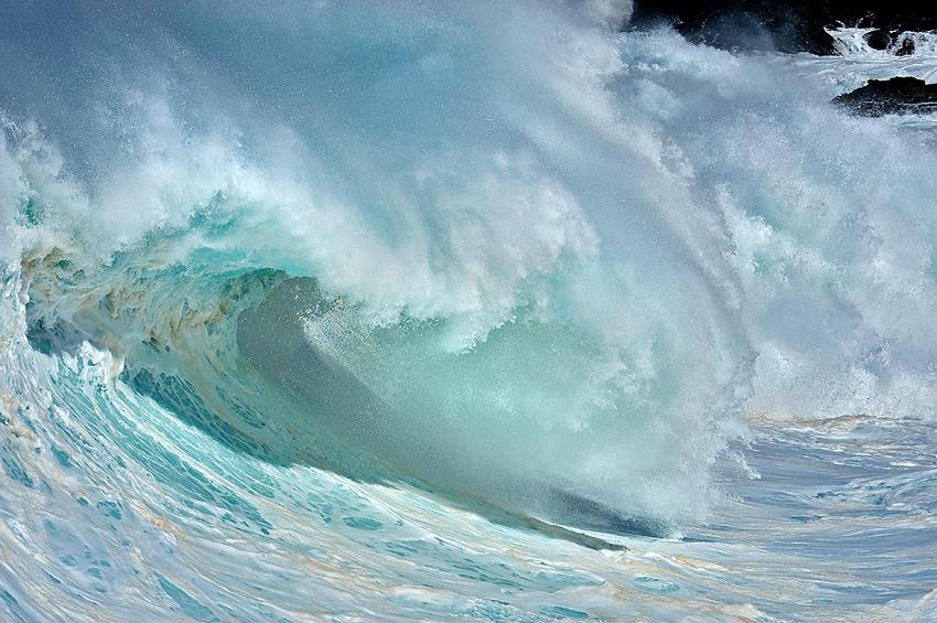 Caprichos del Océano - Daniel Montero , Fotografía