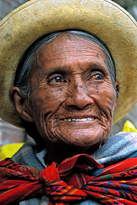 Mujer quechua - Historias nunca contadas - Daniel Montero , Fotografía
