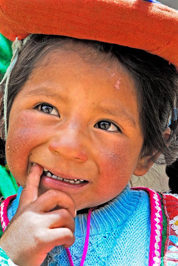 Una niña de Amananti - Historias nunca contadas - Daniel Montero , Fotografía