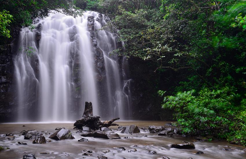 Ellinjaa Falls, Cairns, QLD - El reino Ocre: Territorio del Norte y Queensland, Australia - Daniel Montero , Fotografía