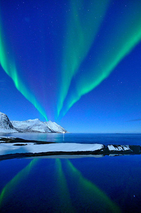 reflejos - Apuntes desde la Isla de Senja (Noruega, 2013) - Daniel Montero , Fotografía