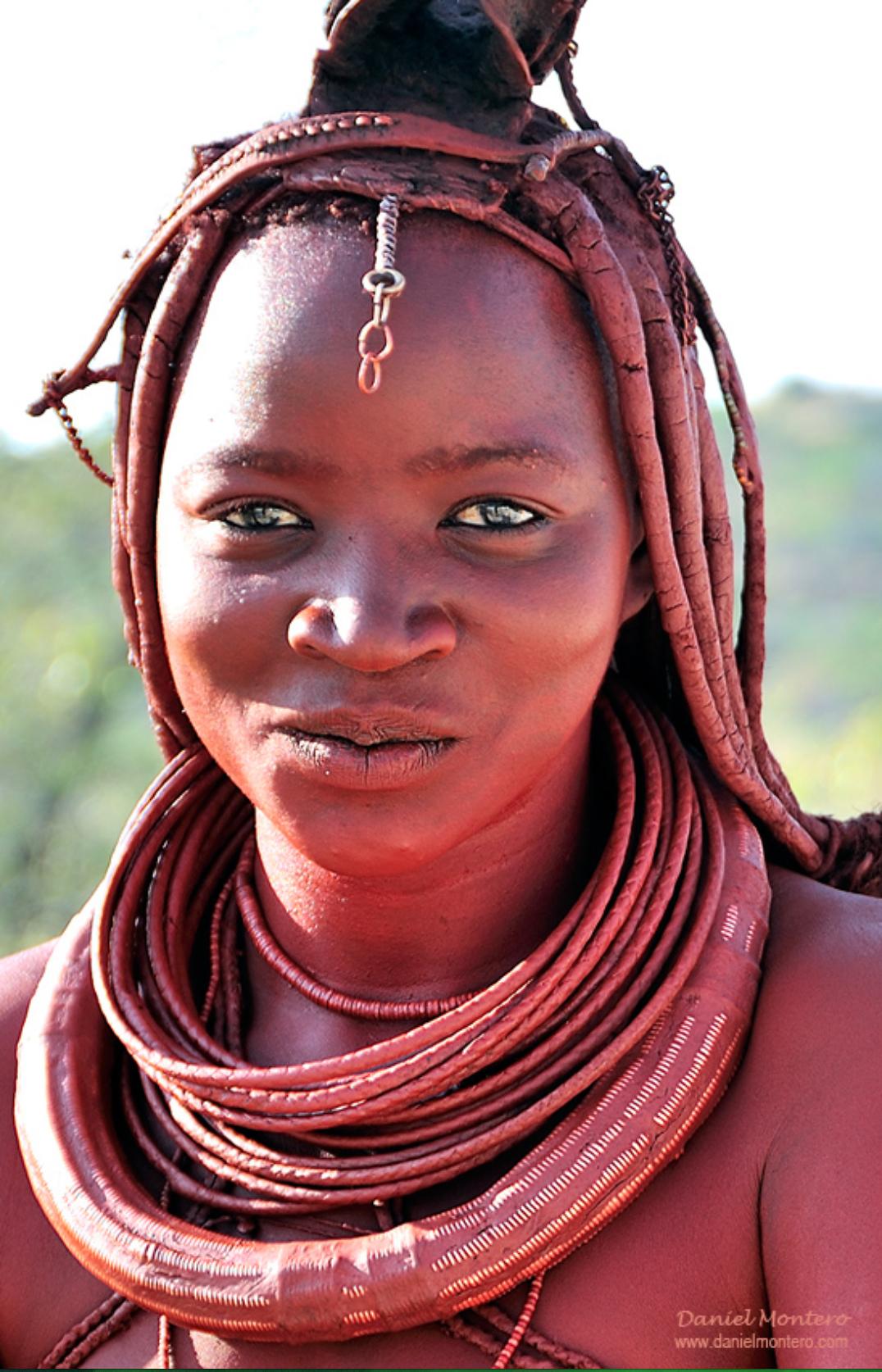 Himba, Namibia - Historias nunca contadas - Daniel Montero , Fotografía