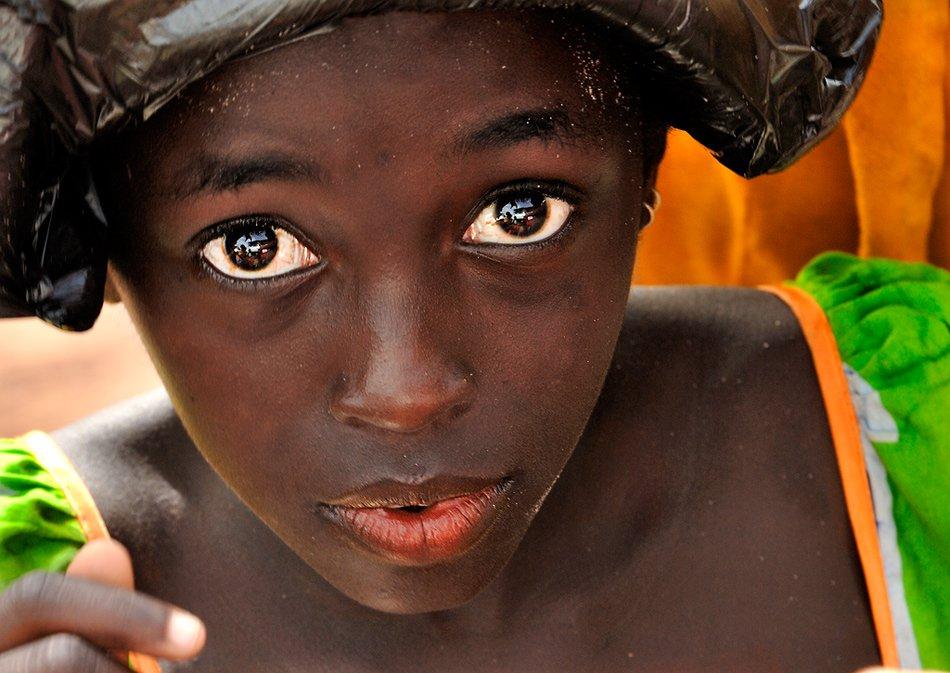 La mirada de África - Historias nunca contadas - Daniel Montero , Fotografía
