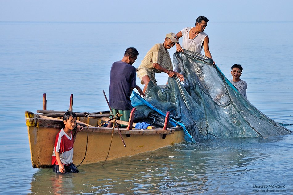 Los pescadores - Historias nunca contadas - Daniel Montero , Fotografía